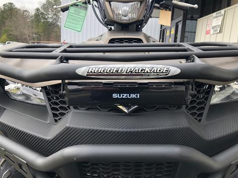 2020 Suzuki KingQuad 750AXi Power Steering SE+ with Rugged Package in Greenville, North Carolina - Photo 13