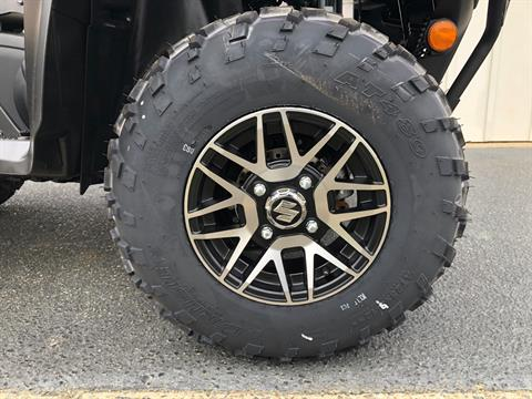 2020 Suzuki KingQuad 750AXi Power Steering SE+ with Rugged Package in Greenville, North Carolina - Photo 15