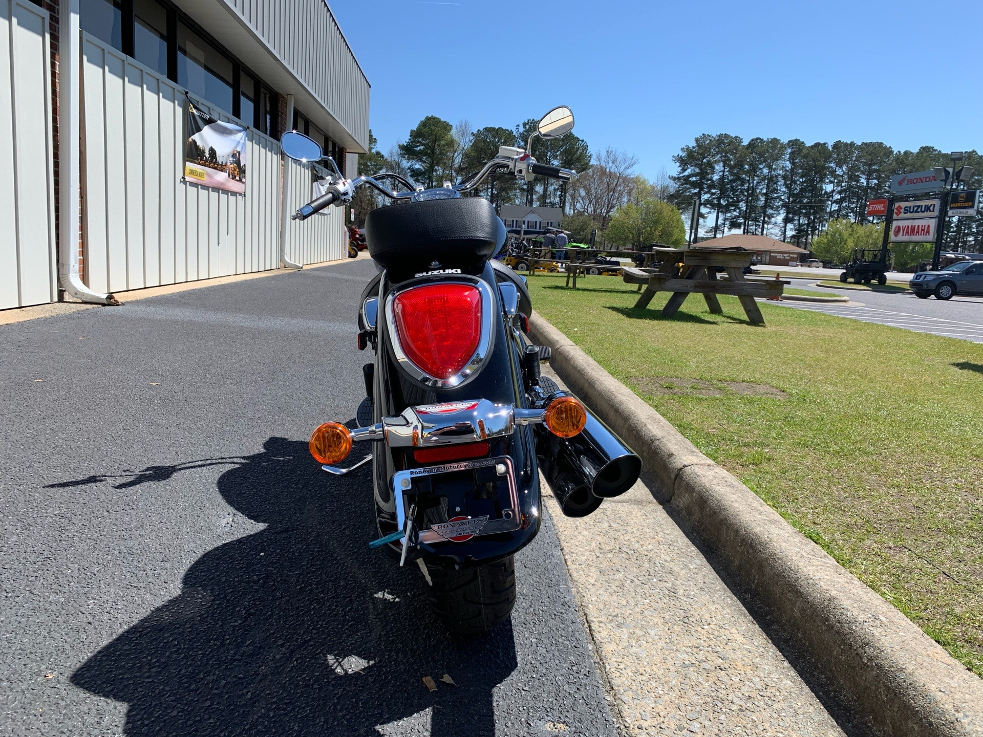 2019 Suzuki Boulevard C50 in Greenville, North Carolina - Photo 10