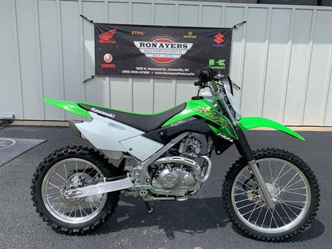 2020 Kawasaki KLX 140L in Greenville, North Carolina