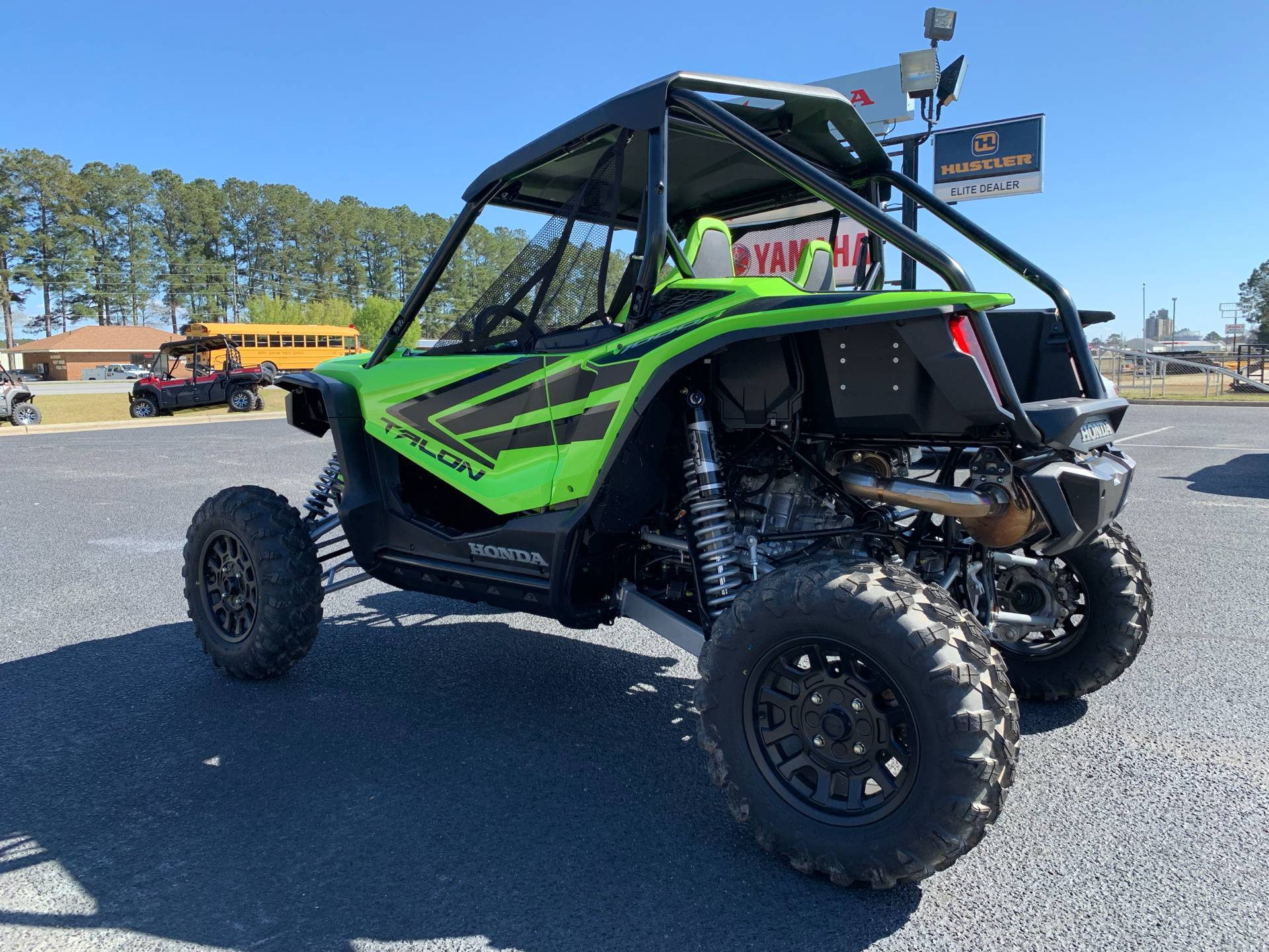 2020 Honda Talon 1000R in Greenville, North Carolina - Photo 8