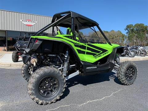 2020 Honda Talon 1000R in Greenville, North Carolina - Photo 12