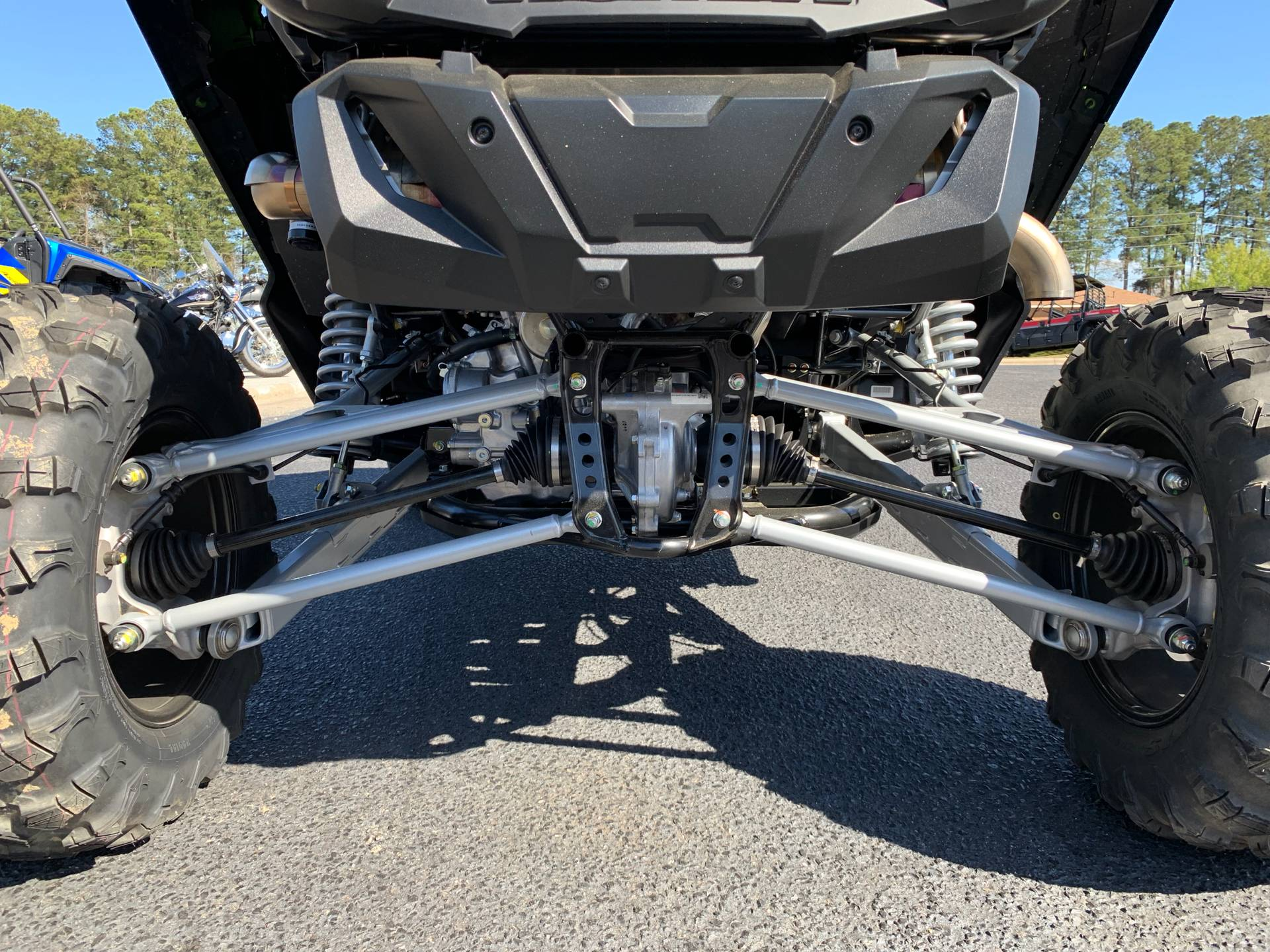2020 Honda Talon 1000R in Greenville, North Carolina - Photo 20