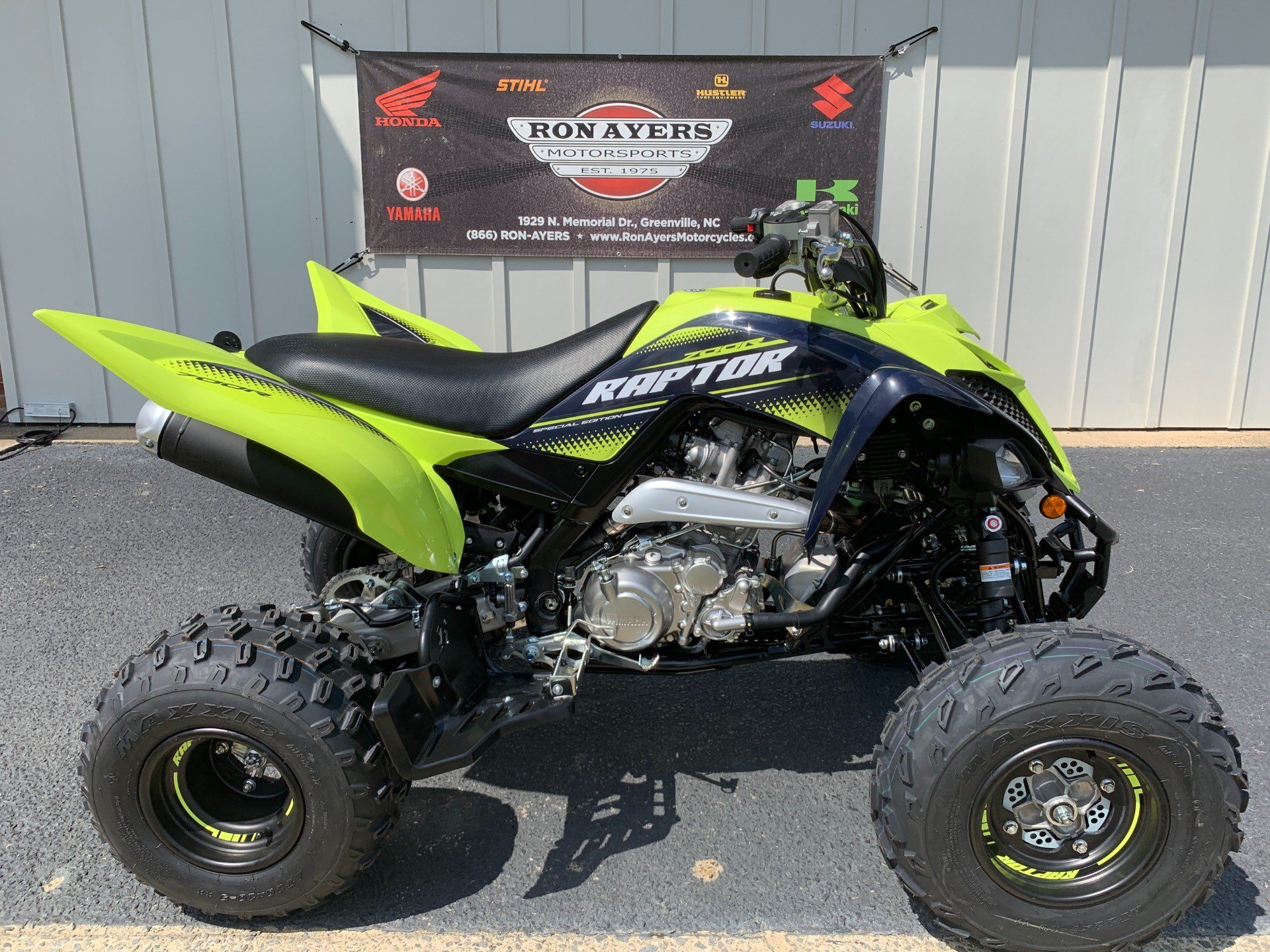 2020 Yamaha Raptor 700R SE in Greenville, North Carolina - Photo 1