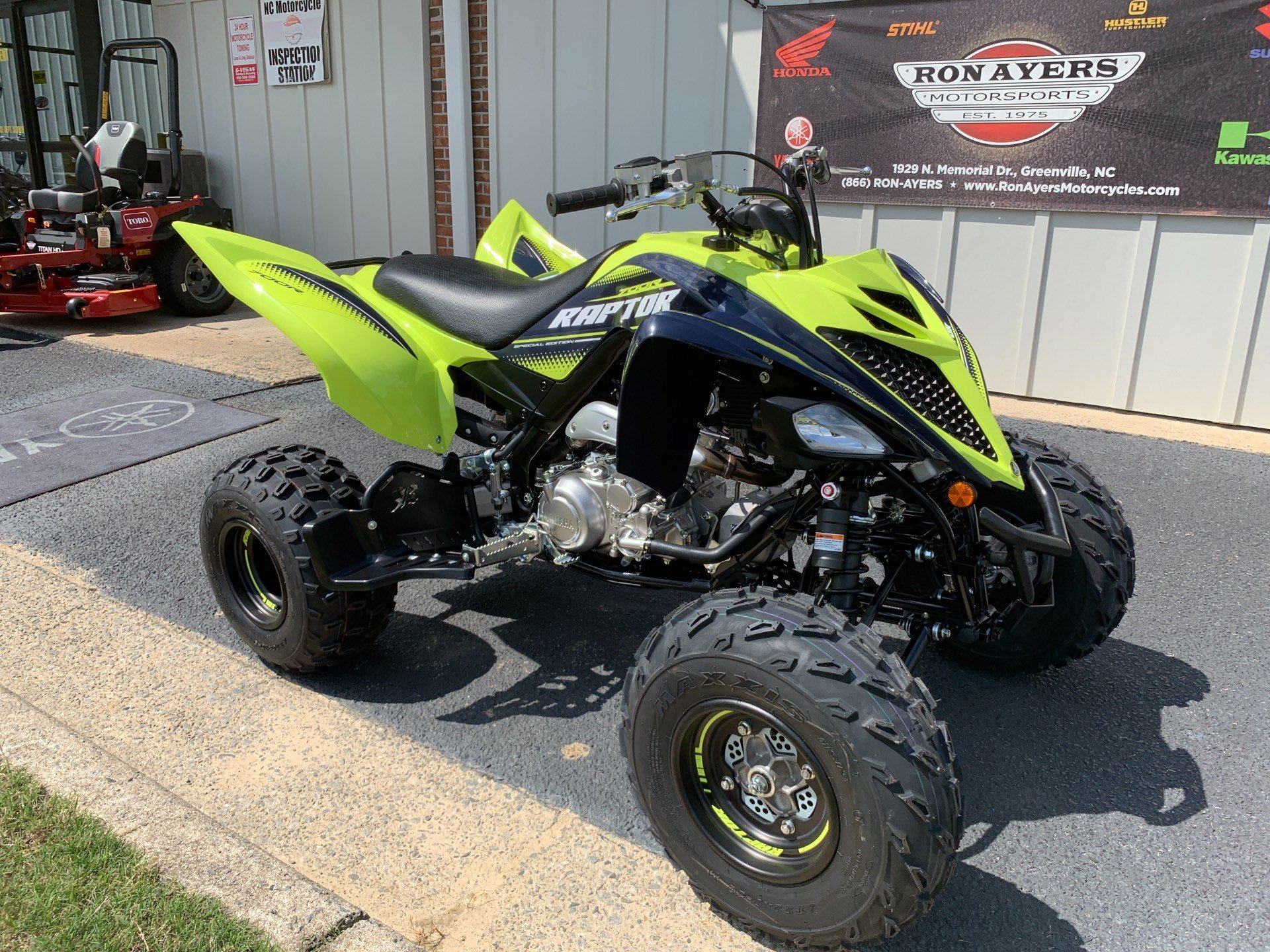 2020 Yamaha Raptor 700R SE in Greenville, North Carolina - Photo 2