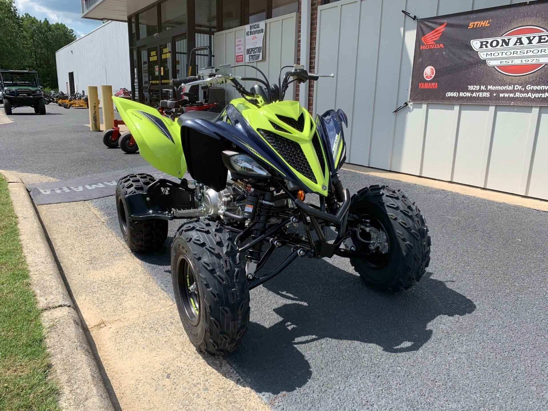 2020 Yamaha Raptor 700R SE in Greenville, North Carolina - Photo 3