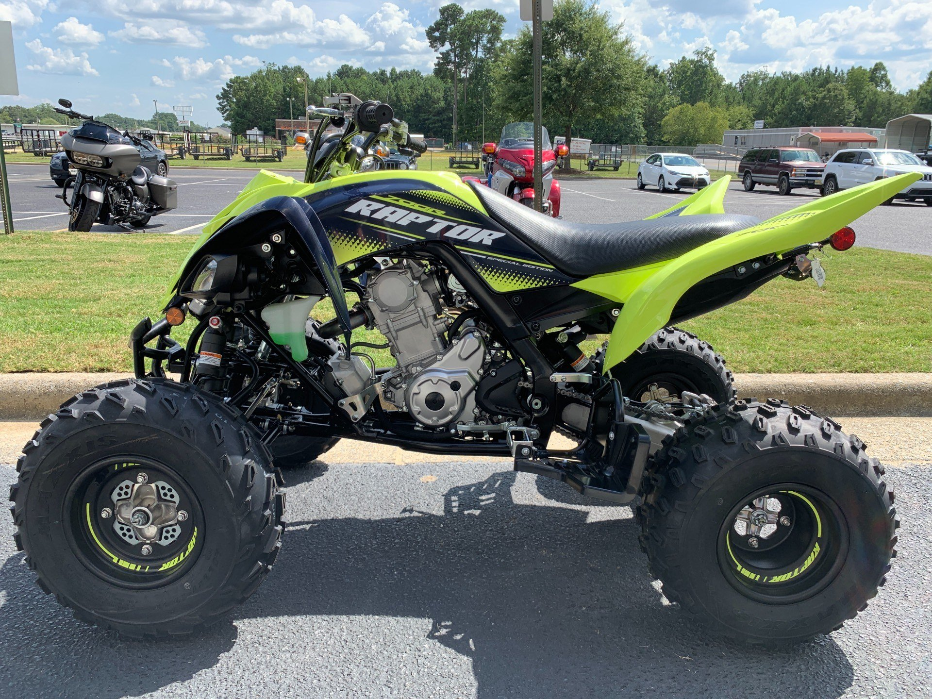 2020 Yamaha Raptor 700R SE in Greenville, North Carolina - Photo 6