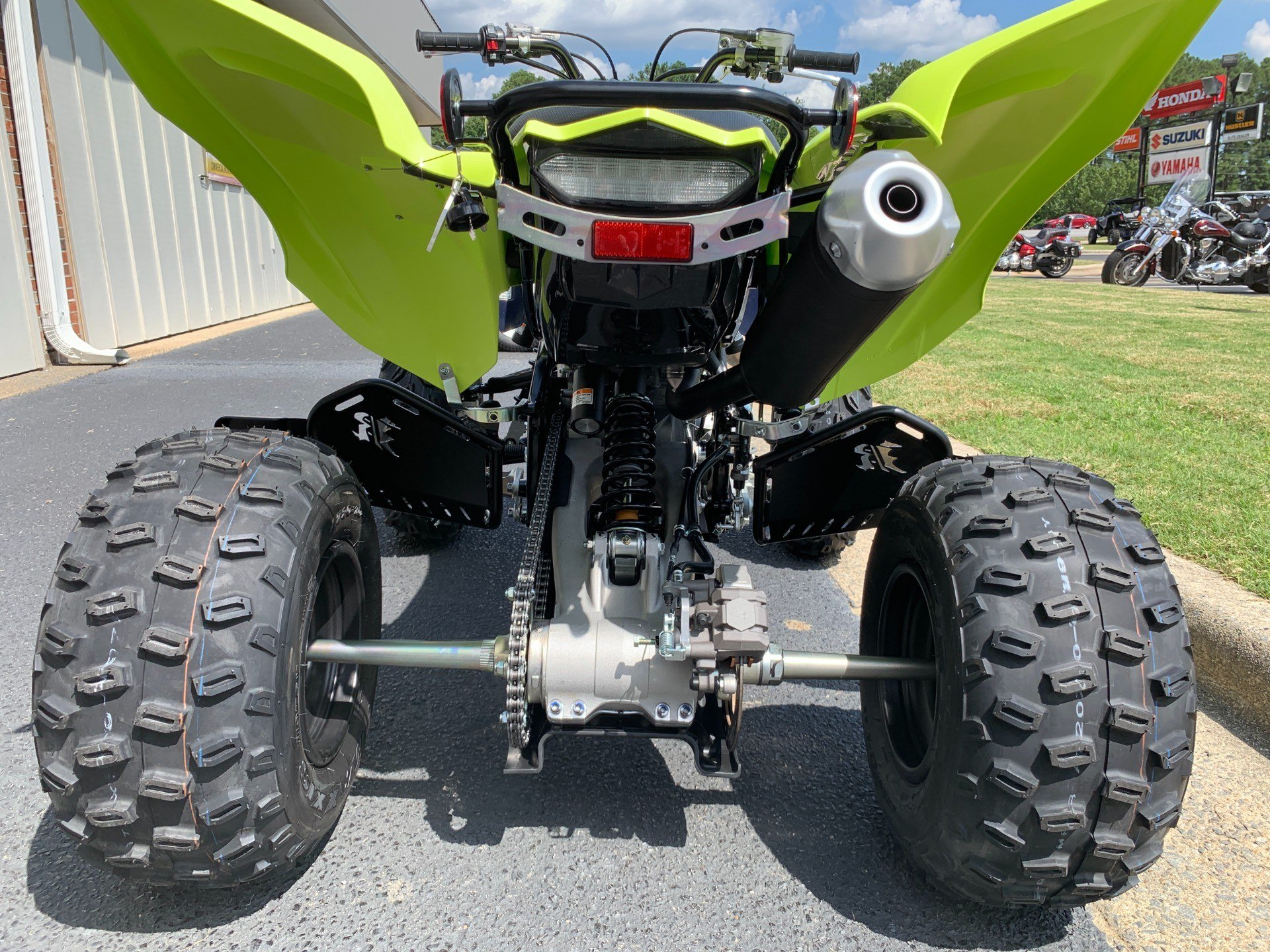 2020 Yamaha Raptor 700R SE in Greenville, North Carolina - Photo 9