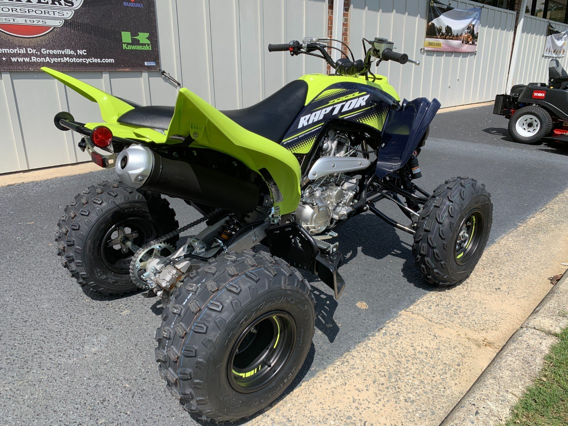 2020 Yamaha Raptor 700R SE in Greenville, North Carolina - Photo 10