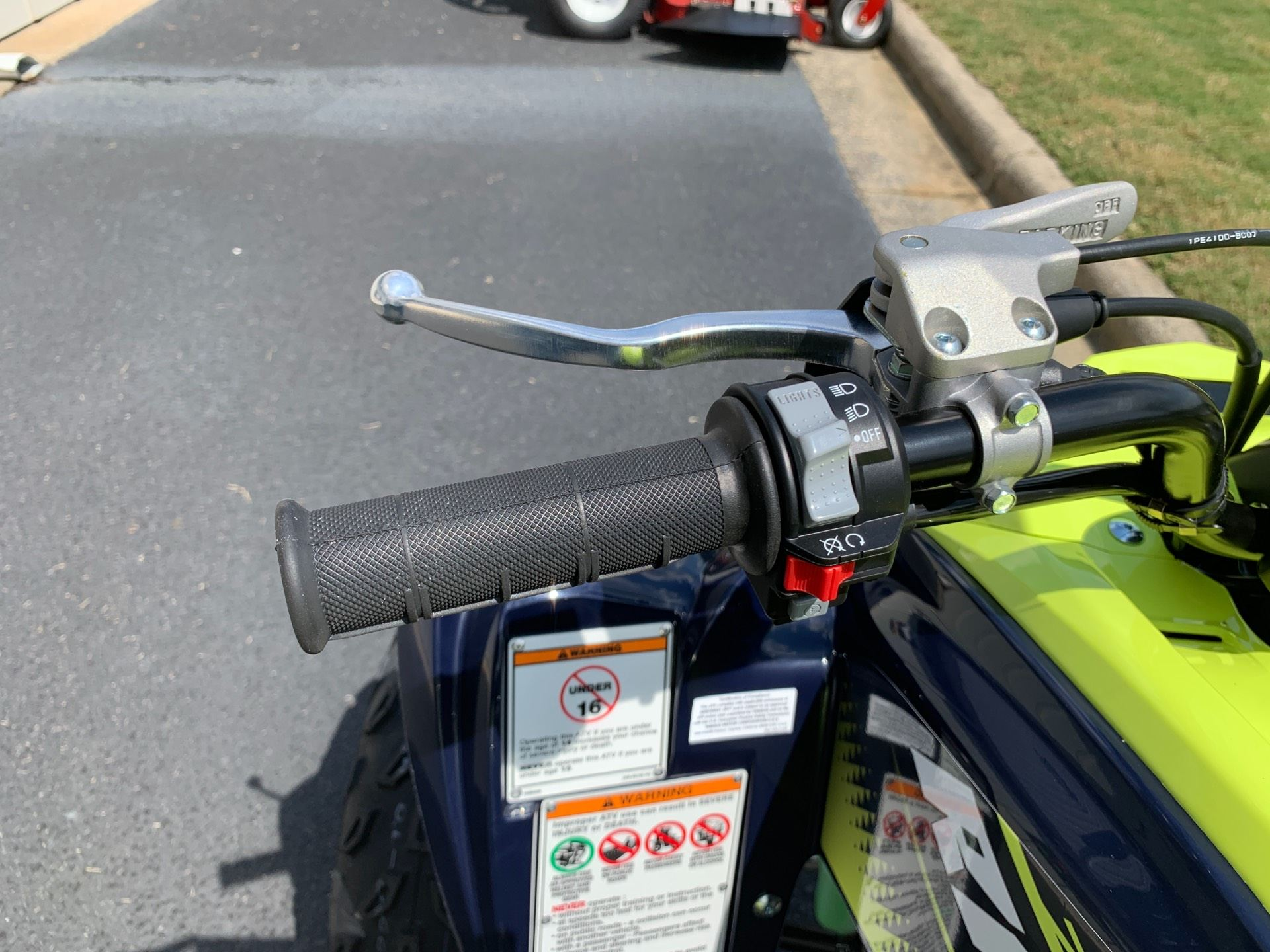 2020 Yamaha Raptor 700R SE in Greenville, North Carolina - Photo 15