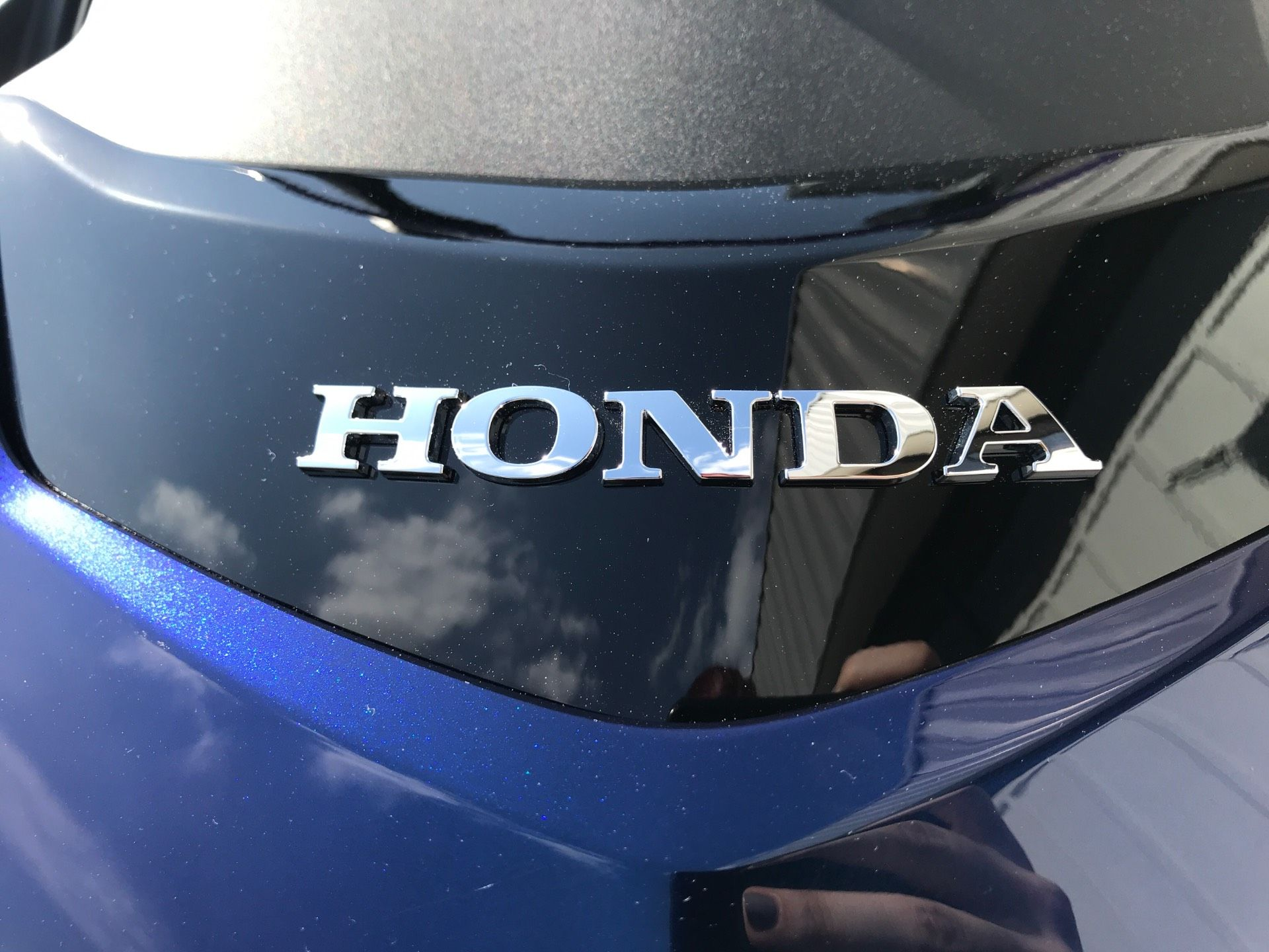 2018 Honda Gold Wing Tour in Greenville, North Carolina