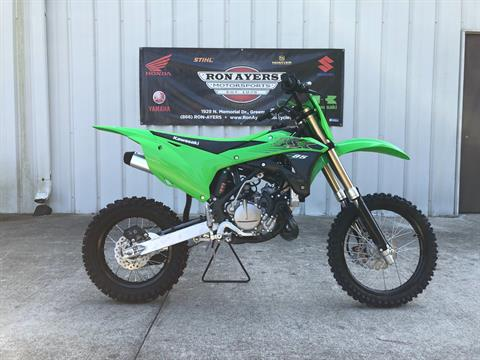 2020 Kawasaki KX 85 in Greenville, North Carolina - Photo 1