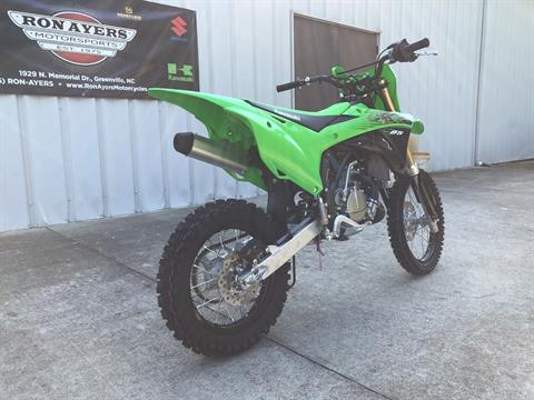 2020 Kawasaki KX 85 in Greenville, North Carolina - Photo 11
