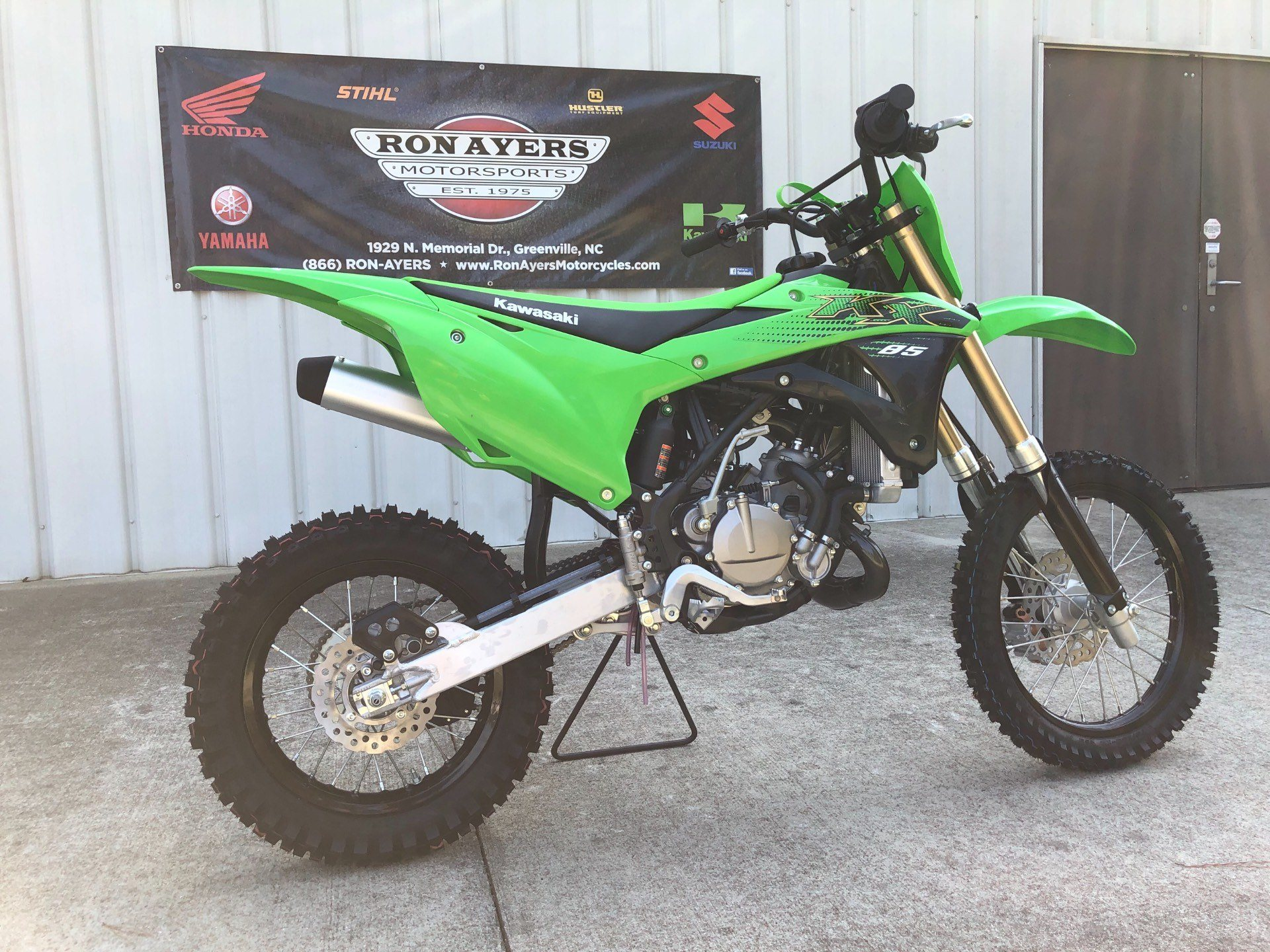2020 Kawasaki KX 85 in Greenville, North Carolina - Photo 12