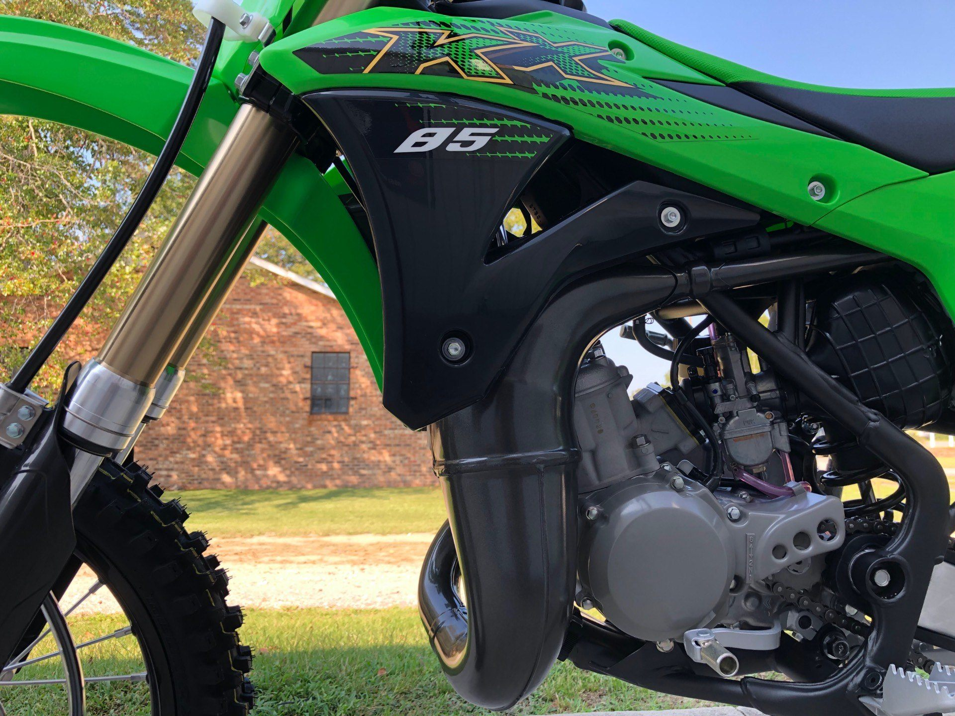 2020 Kawasaki KX 85 in Greenville, North Carolina - Photo 19