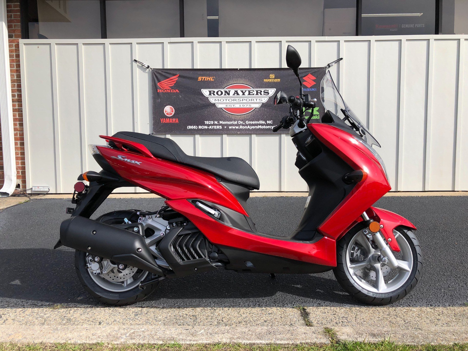 2019 Yamaha SMAX in Greenville, North Carolina - Photo 1