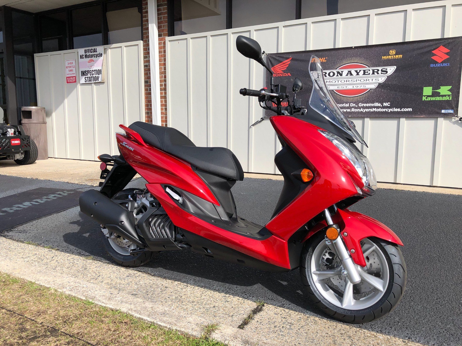 2019 Yamaha SMAX in Greenville, North Carolina - Photo 2