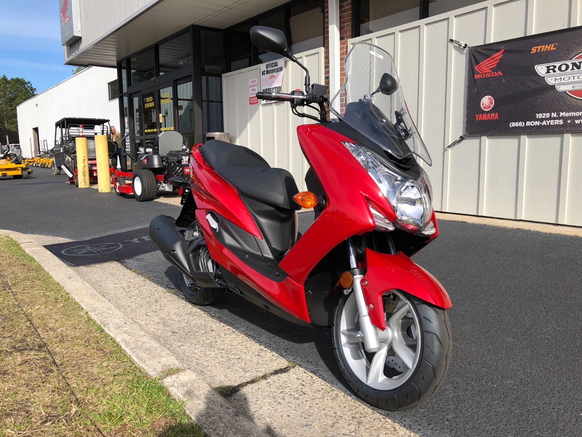 2019 Yamaha SMAX in Greenville, North Carolina - Photo 3