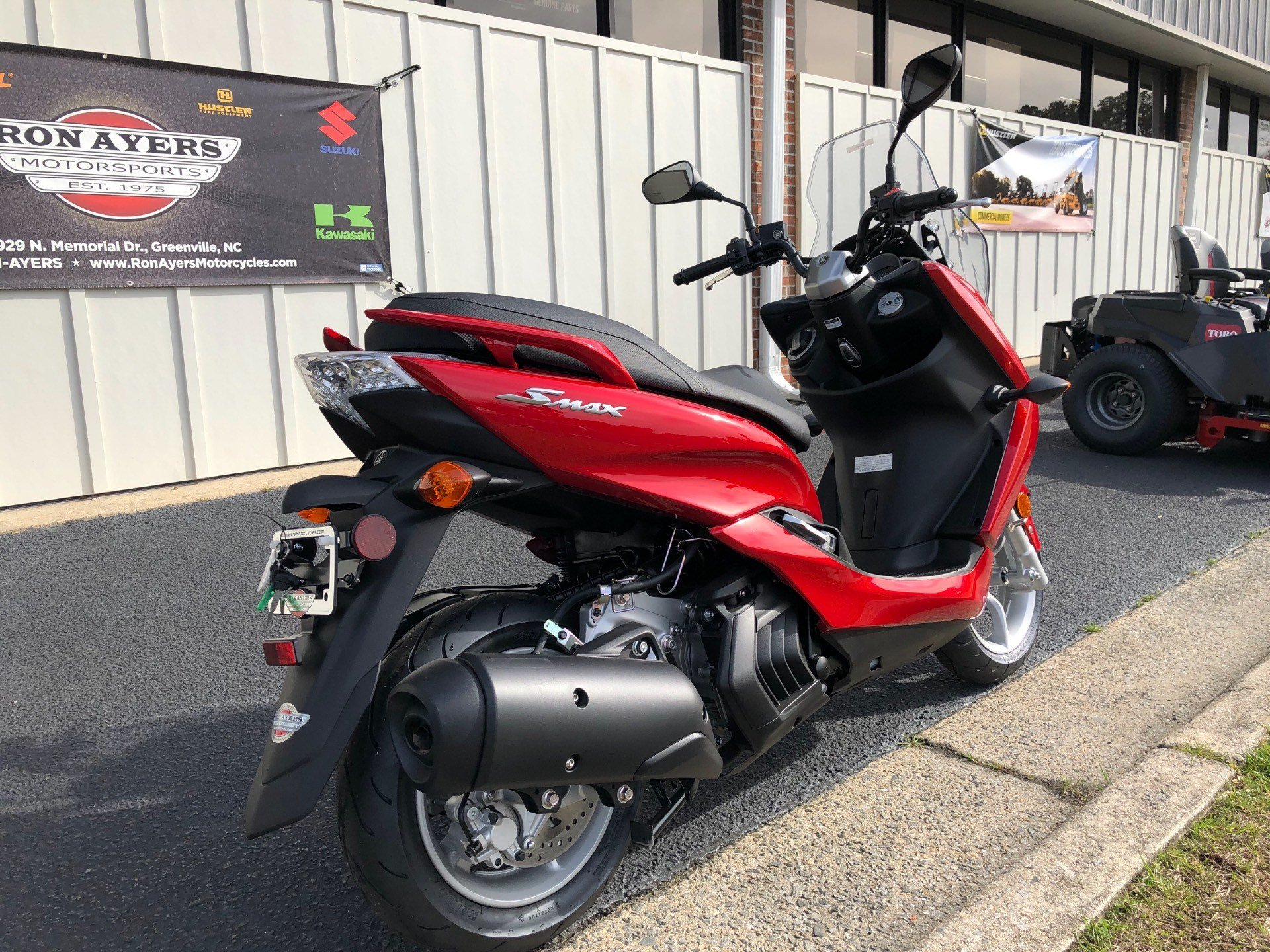 2019 Yamaha SMAX in Greenville, North Carolina - Photo 11