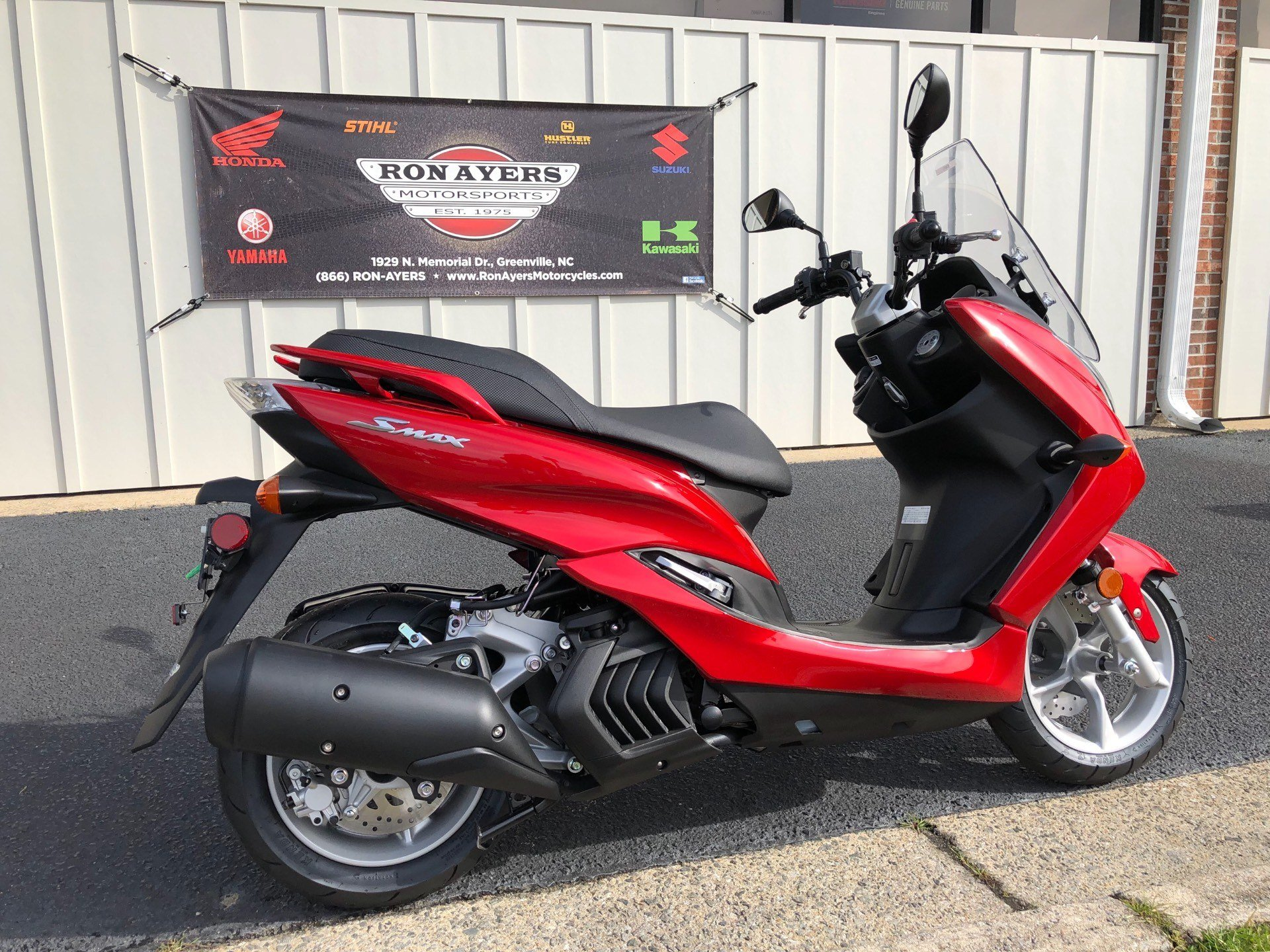 2019 Yamaha SMAX in Greenville, North Carolina - Photo 12