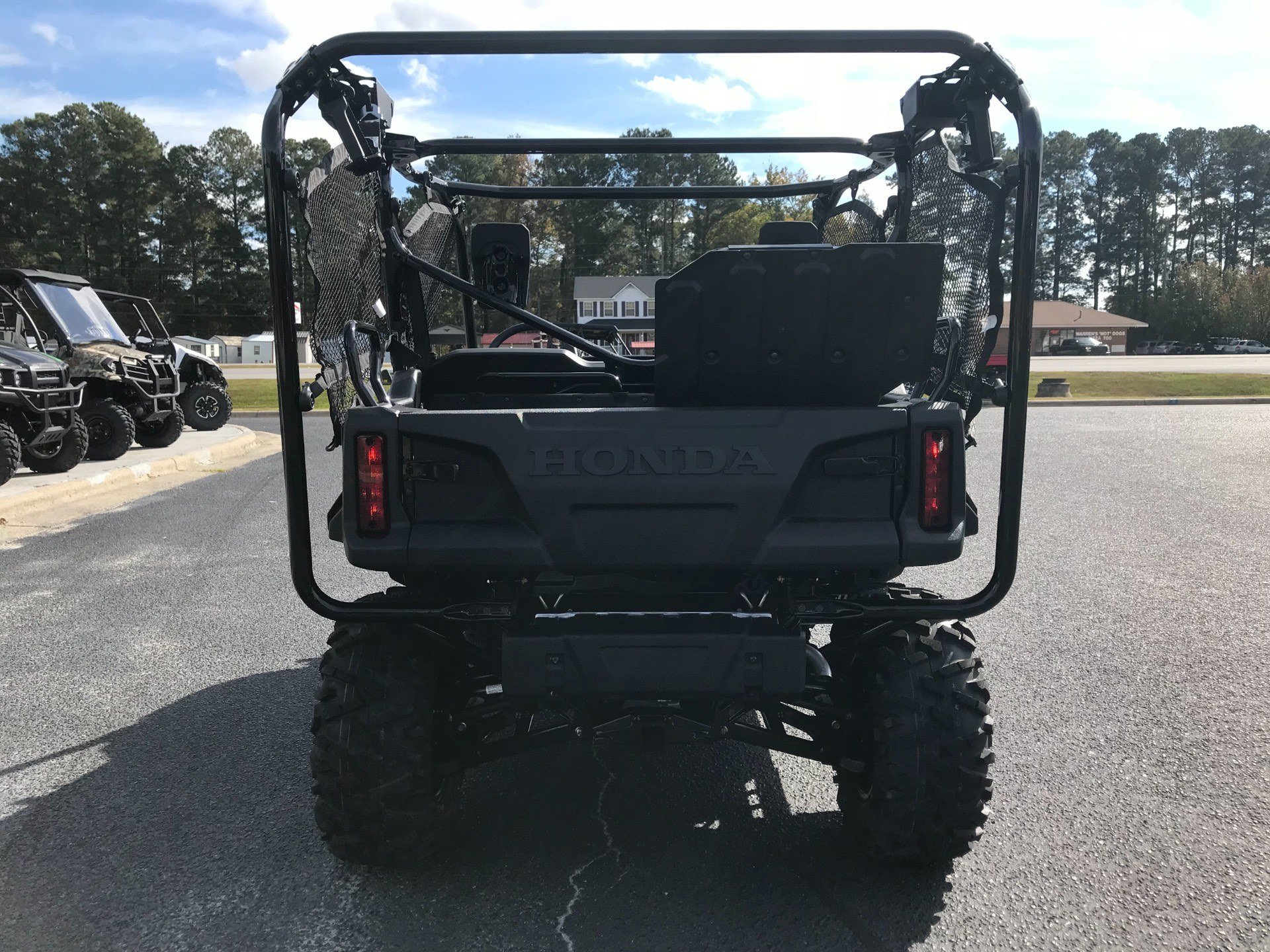 2019 Honda Pioneer 1000-5 Deluxe in Greenville, North Carolina - Photo 11