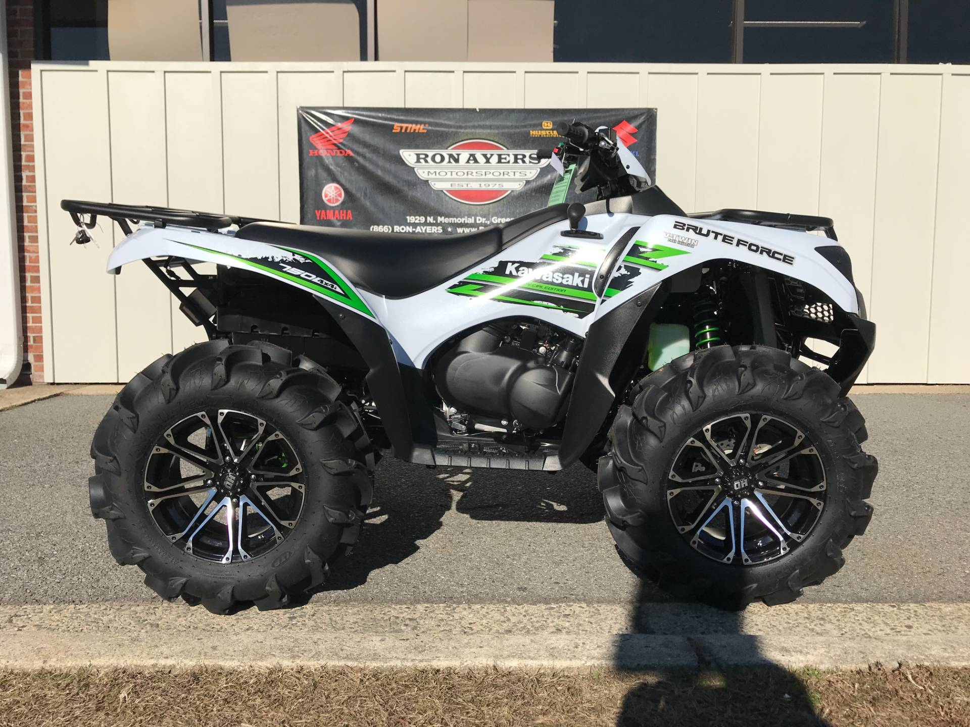 Kawasaki Brute Force Price
