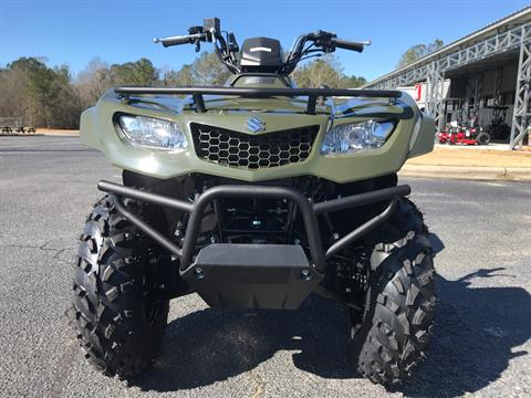 2021 Suzuki KingQuad 400ASi in Greenville, North Carolina - Photo 3