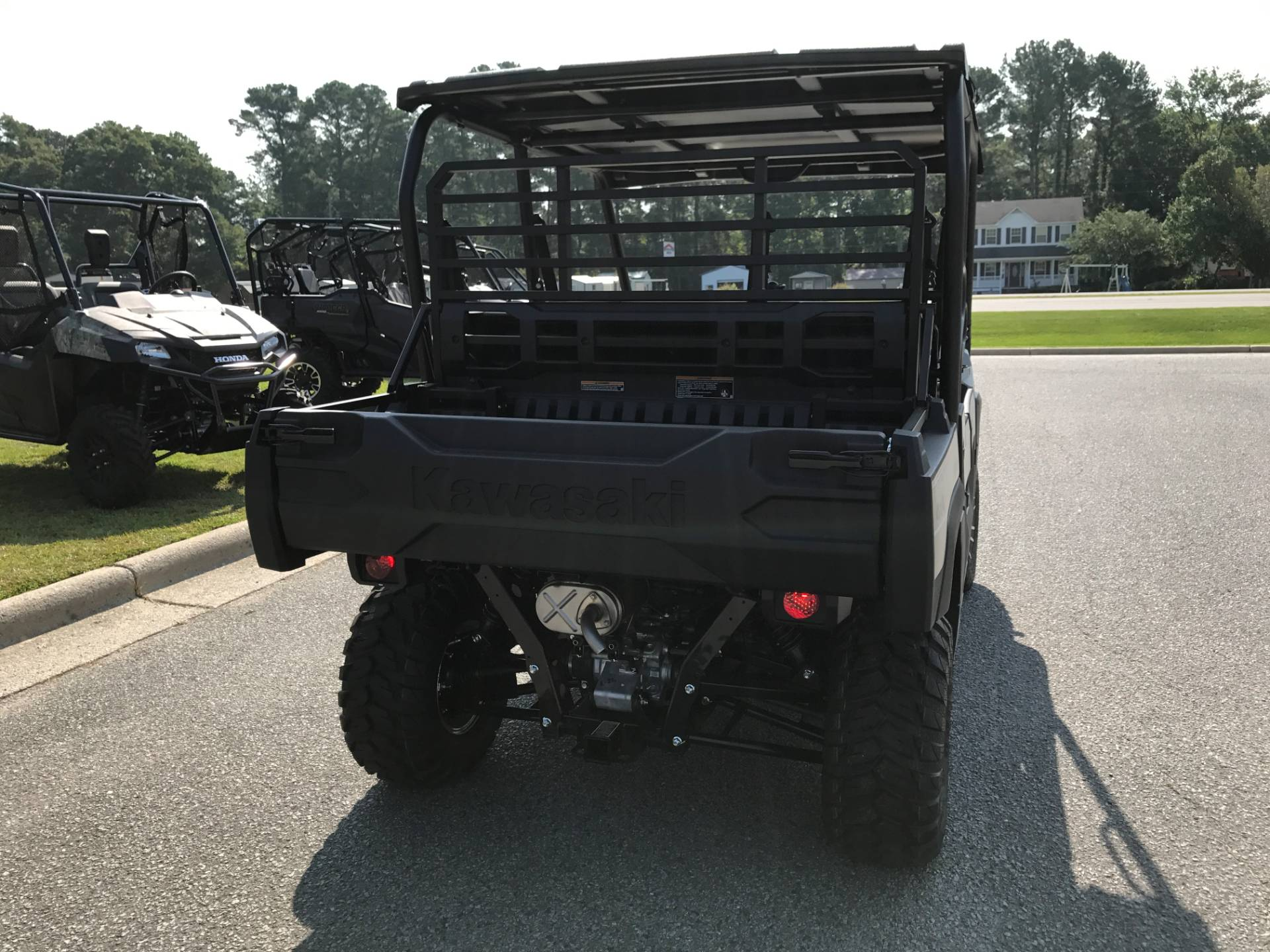 2018 Kawasaki Mule PRO-FXT RANCH EDITION 12
