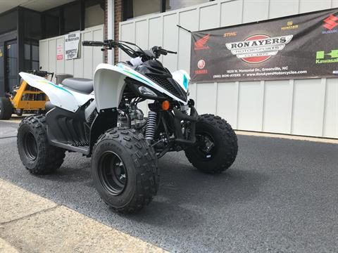 2021 Yamaha Raptor 90 in Greenville, North Carolina - Photo 2