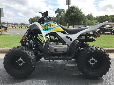 2021 Yamaha Raptor 90 in Greenville, North Carolina - Photo 5