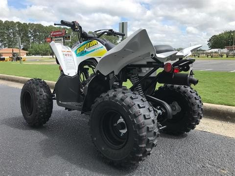 2021 Yamaha Raptor 90 in Greenville, North Carolina - Photo 6