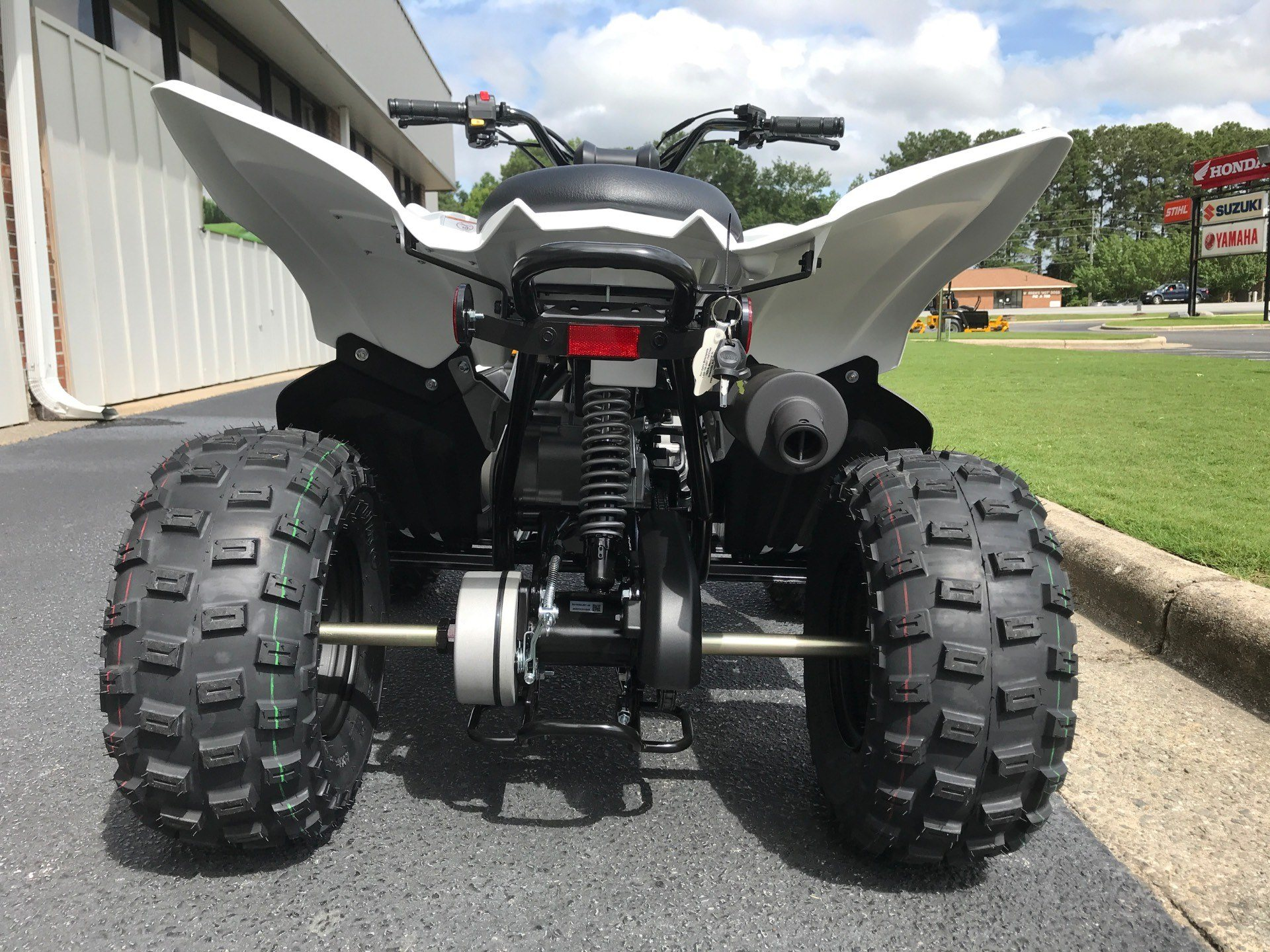 2021 Yamaha Raptor 90 in Greenville, North Carolina - Photo 7