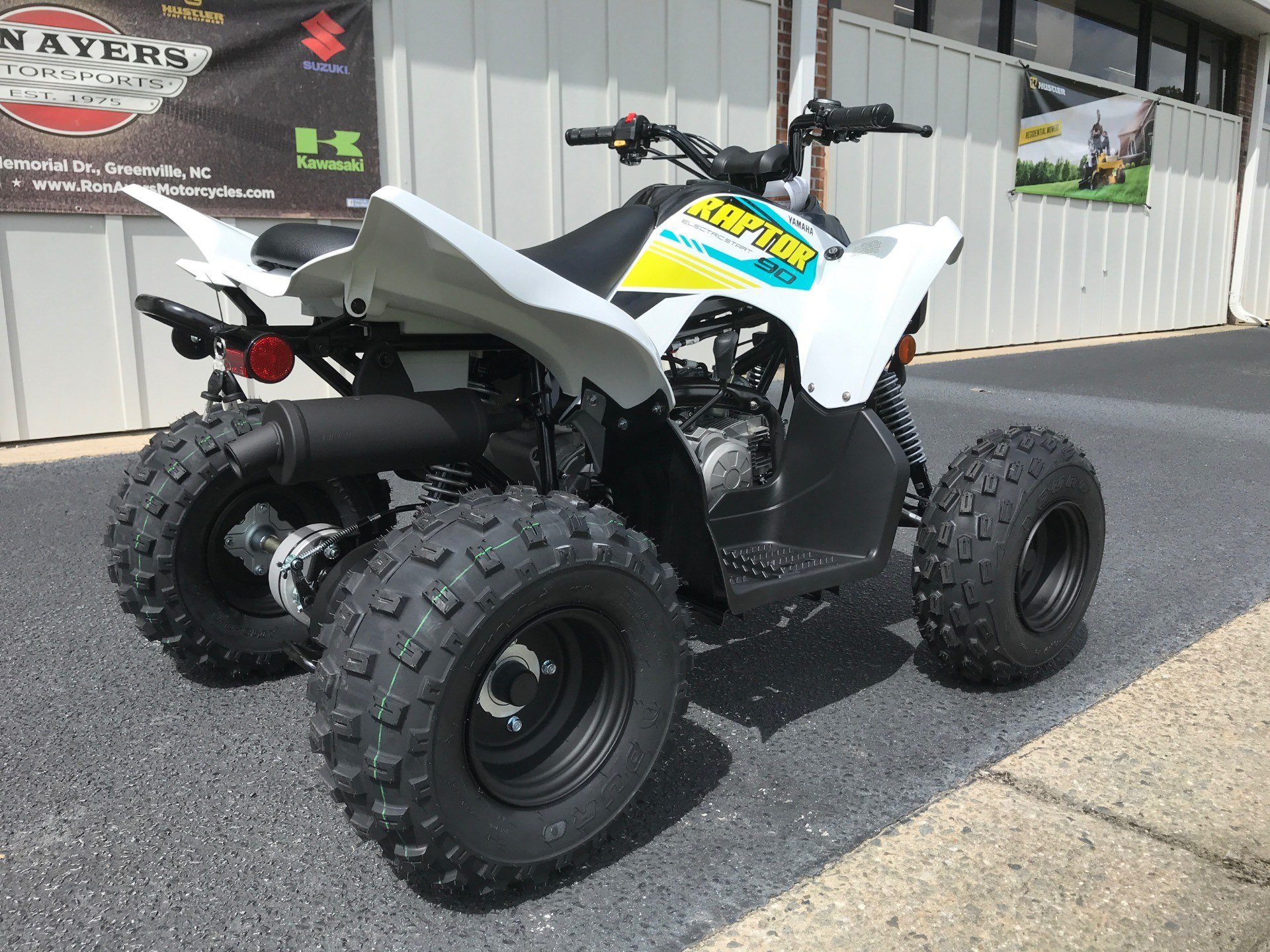 2021 Yamaha Raptor 90 in Greenville, North Carolina - Photo 8