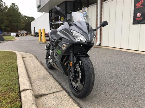 2018 Kawasaki Ninja 650 in Greenville, North Carolina - Photo 3