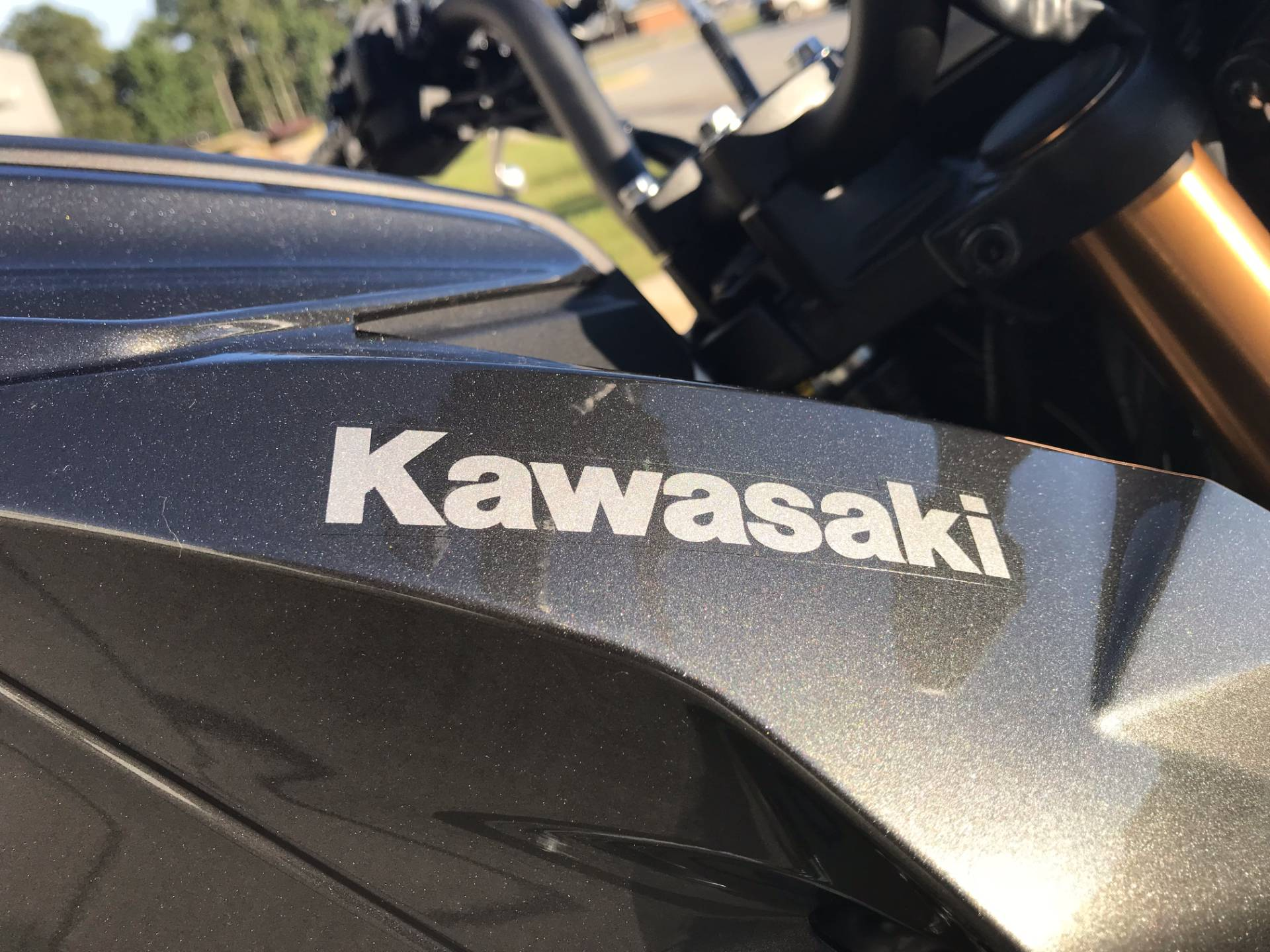 2018 Kawasaki Z125 Pro in Greenville, North Carolina