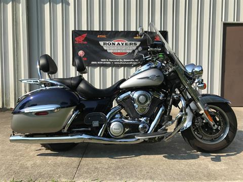 2011 Kawasaki Vulcan® 1700 Nomad™ in Greenville, North Carolina