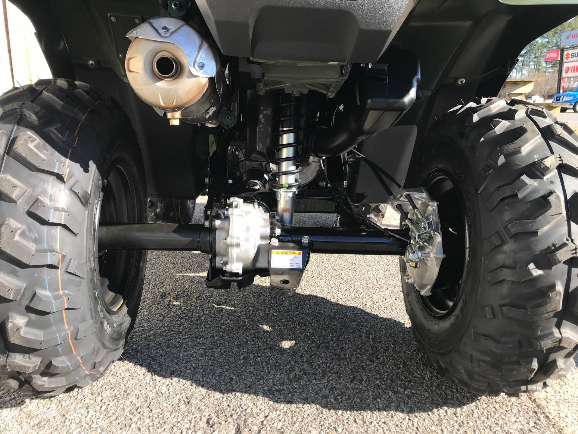 2018 Honda FourTrax Foreman 4x4 in Greenville, North Carolina