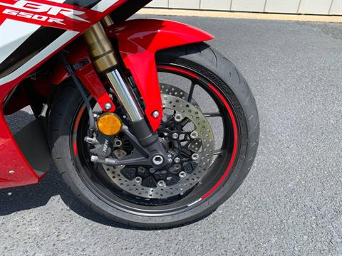 2019 Honda CBR650R in Greenville, North Carolina - Photo 13