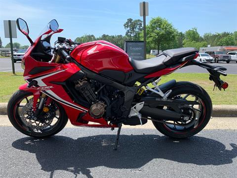 2019 Honda CBR650R in Greenville, North Carolina - Photo 7