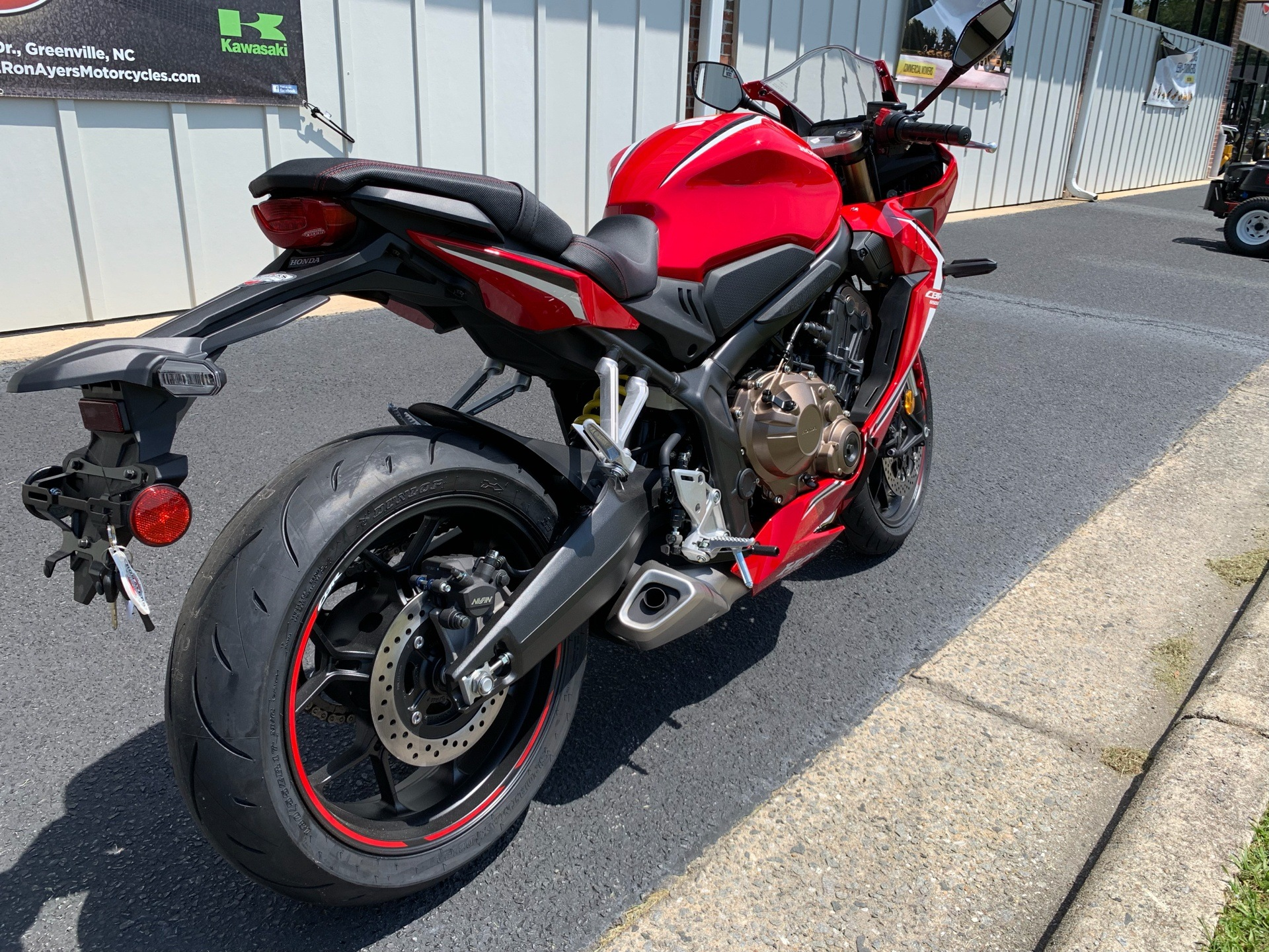 2019 Honda CBR650R in Greenville, North Carolina - Photo 11