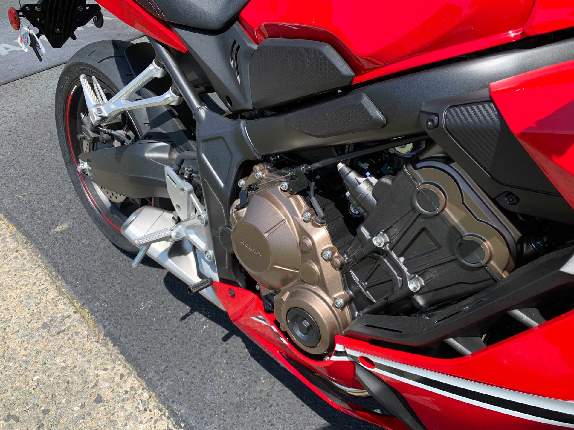2019 Honda CBR650R in Greenville, North Carolina - Photo 19