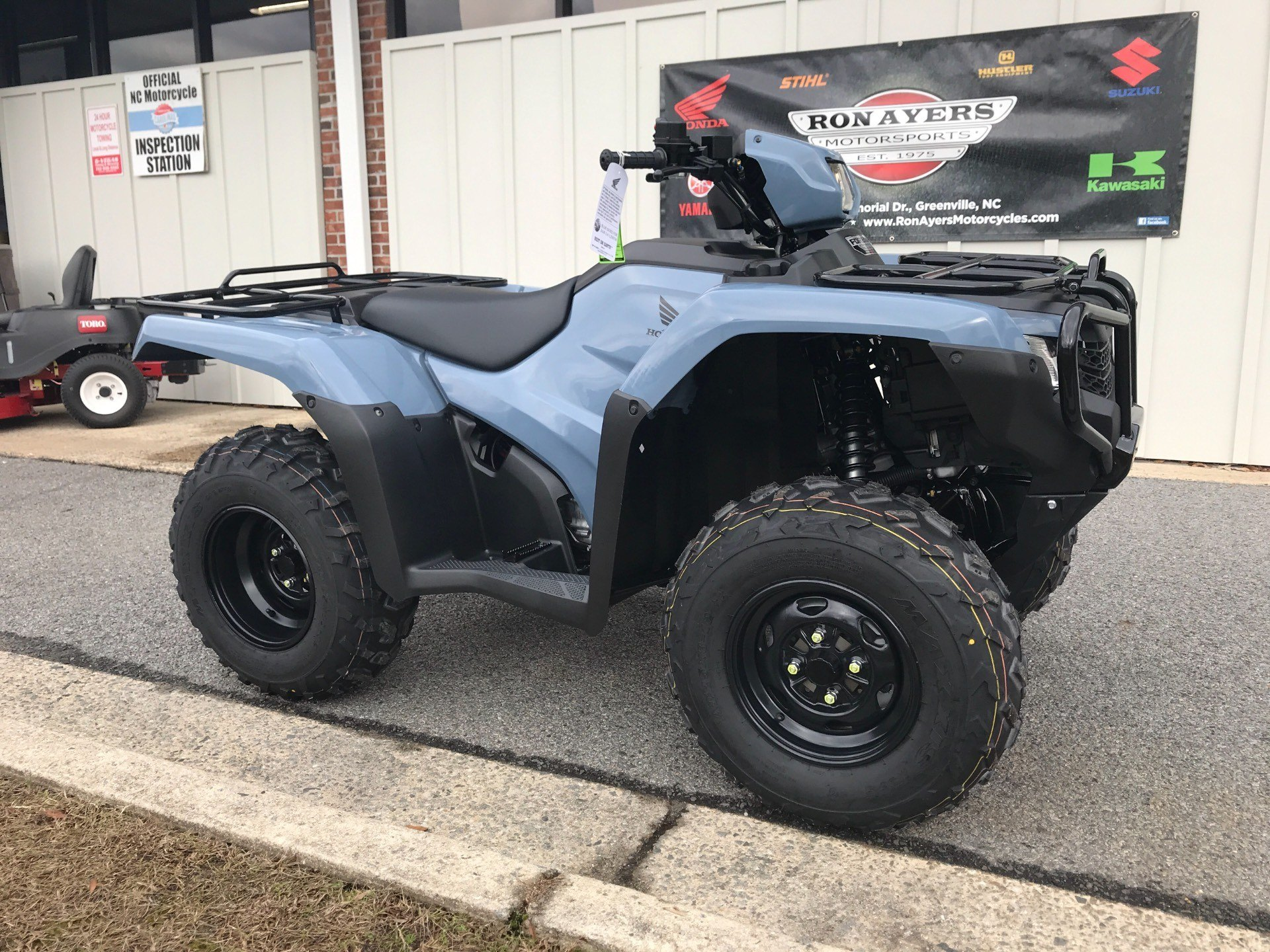 2018 Honda FourTrax Foreman 4x4 ES EPS in Greenville, North Carolina - Photo 2
