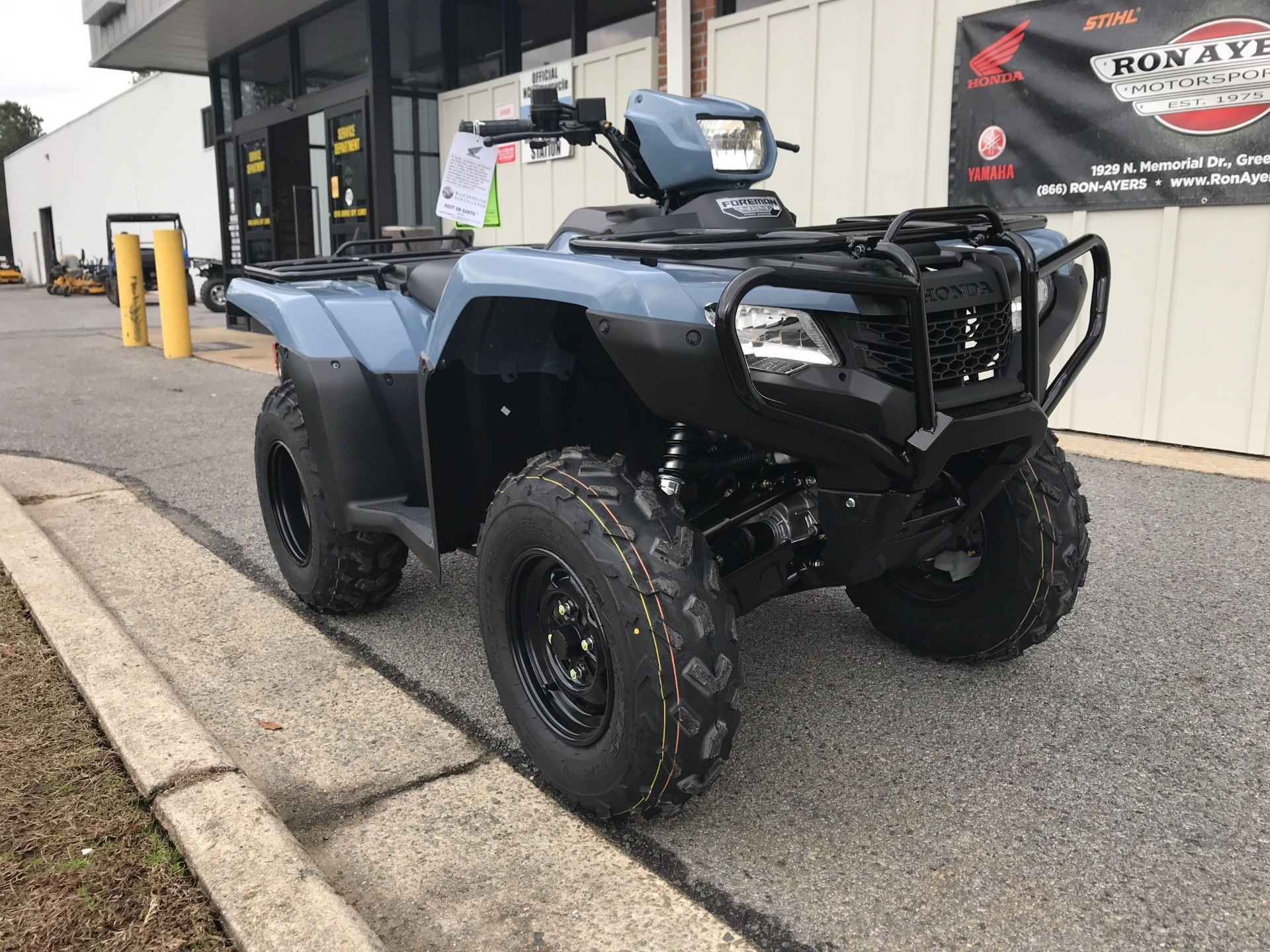 2018 Honda FourTrax Foreman 4x4 ES EPS in Greenville, North Carolina - Photo 3