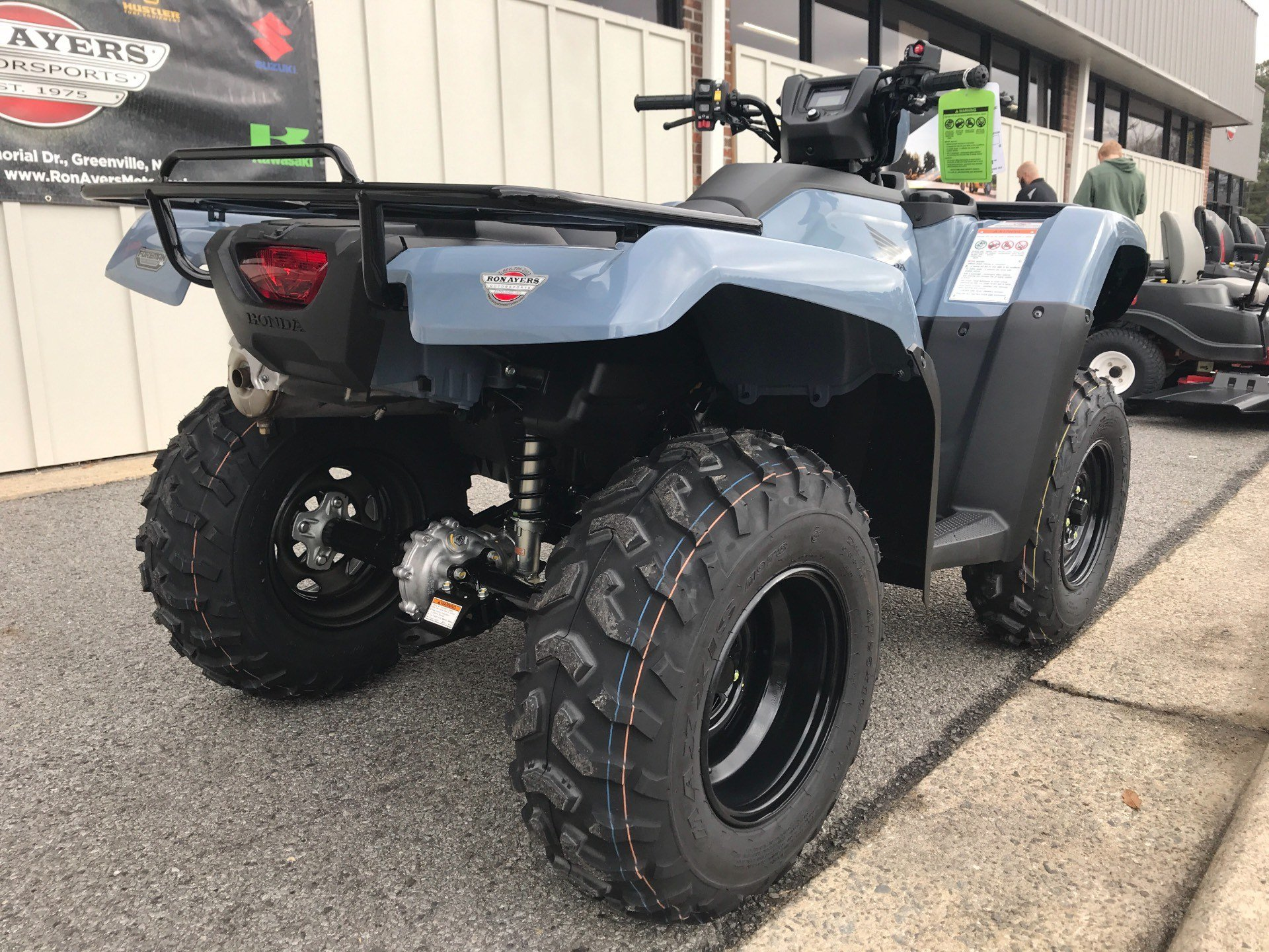 2018 Honda FourTrax Foreman 4x4 ES EPS in Greenville, North Carolina - Photo 11