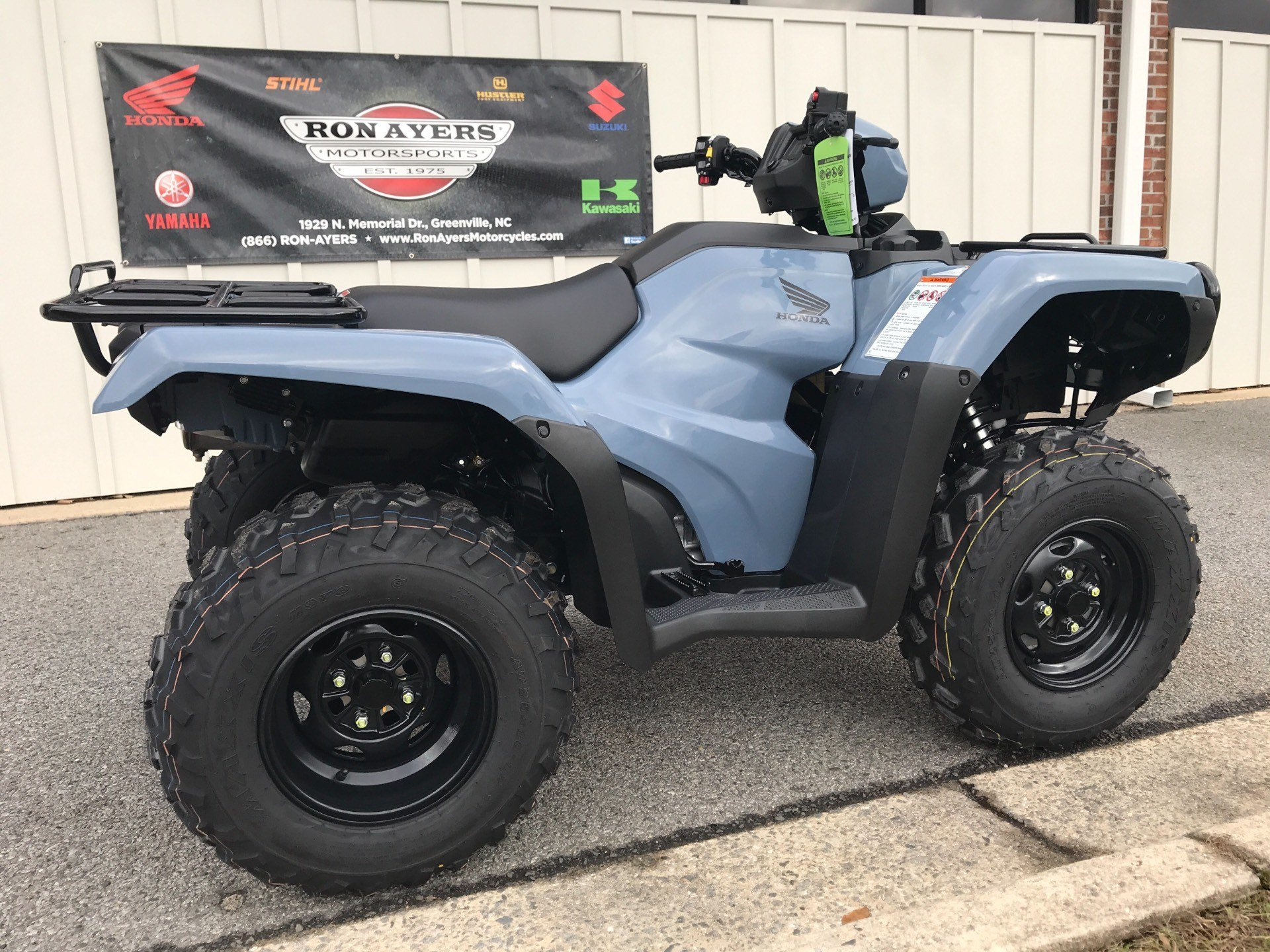 2018 Honda FourTrax Foreman 4x4 ES EPS in Greenville, North Carolina - Photo 12