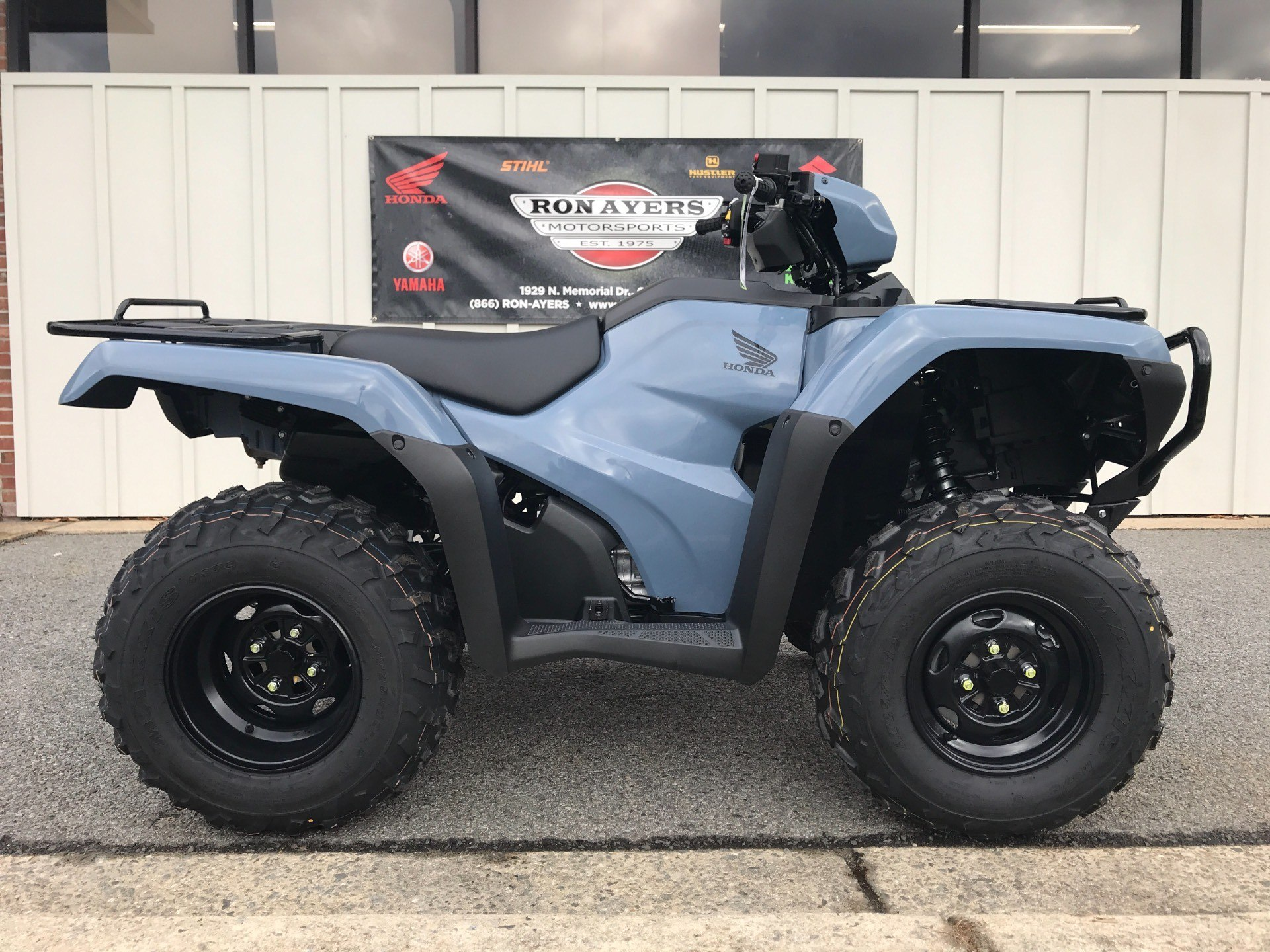 2018 Honda FourTrax Foreman 4x4 ES EPS in Greenville, North Carolina - Photo 1