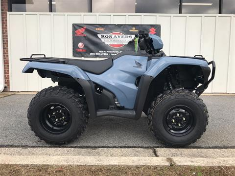2018 Honda FourTrax Foreman 4x4 ES EPS in Greenville, North Carolina - Photo 21