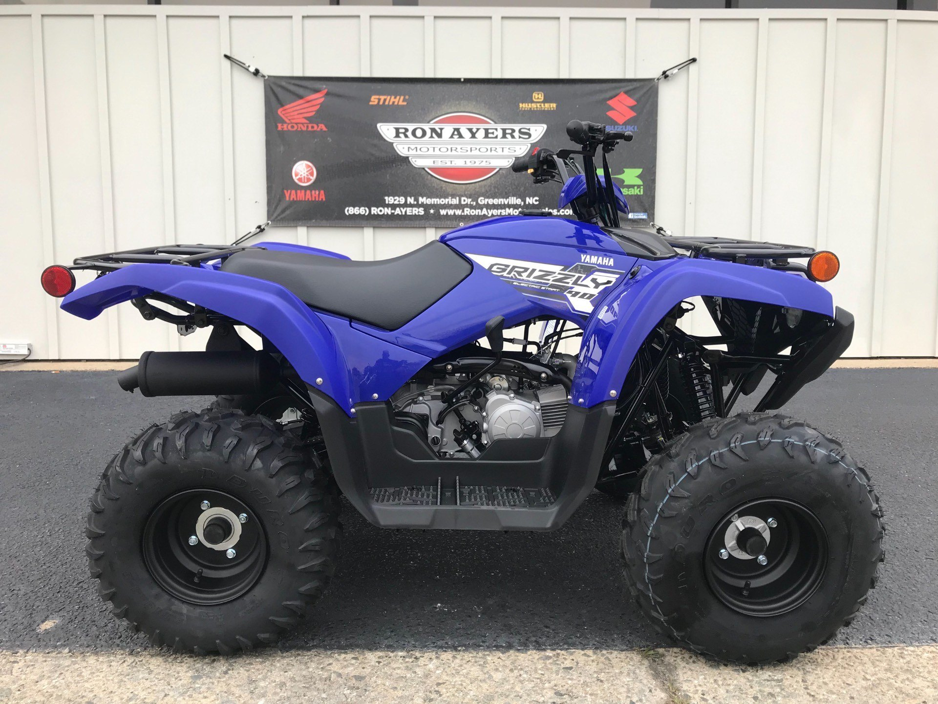 2019 Yamaha Grizzly 90 in Greenville, North Carolina - Photo 1