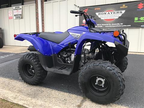 2019 Yamaha Grizzly 90 in Greenville, North Carolina
