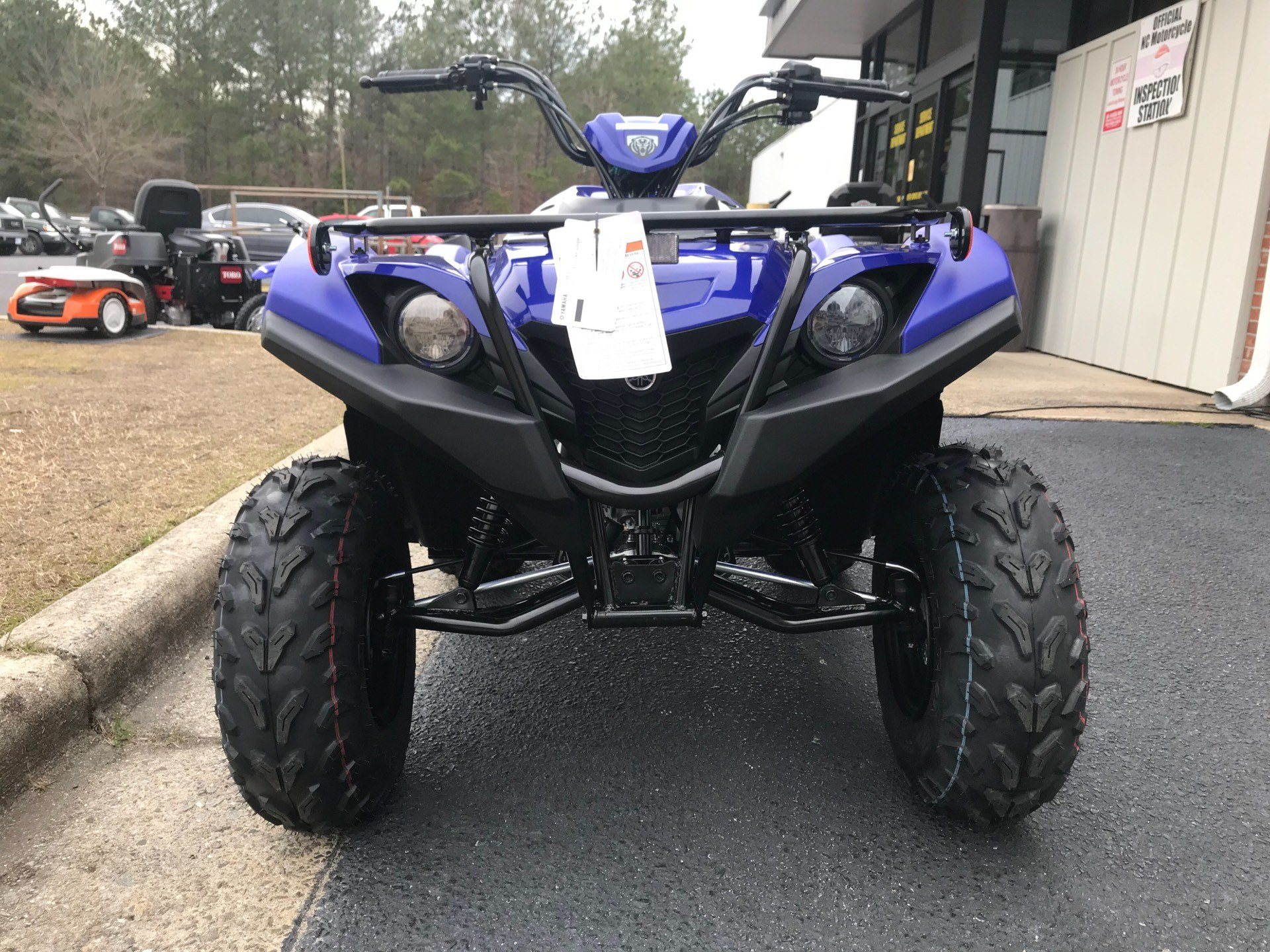 2019 Yamaha Grizzly 90 in Greenville, North Carolina - Photo 4